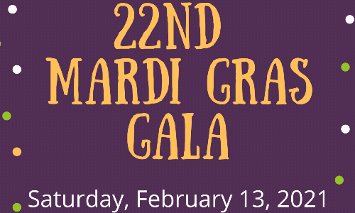 Auction Items for Mardi Gras