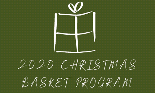 2020 Christmas Basket Program
