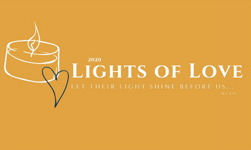 Lights of Love to Be Displayed During November